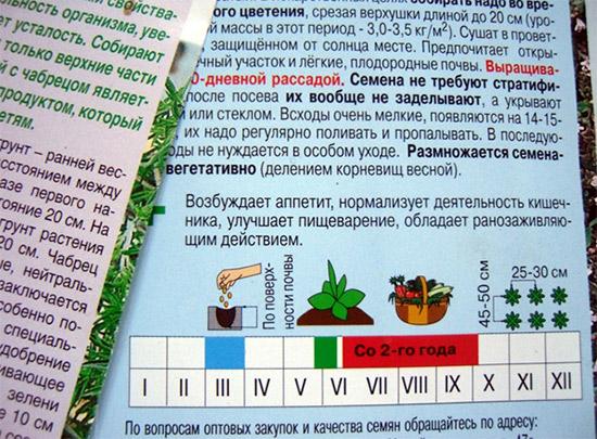 Як обрати насіння