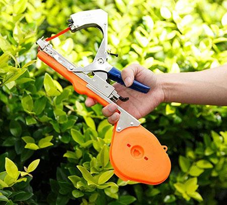 Садовый степлер