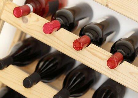 Скляні пляшки для вина