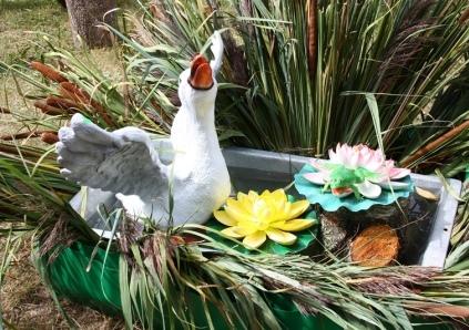 садовые фигурки для дачи купить в москве розница